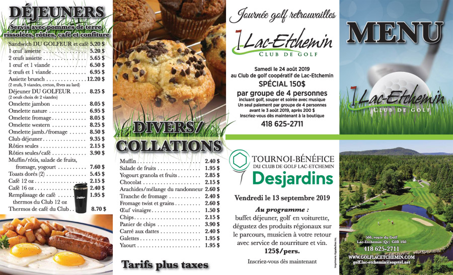 club-de-golf-lac-etchemin-menu